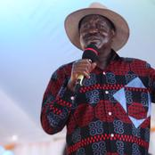 Raila Admits BBI is Unpopular in Mount Kenya Region, Tells Residents not to See BBI as his Project