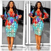 Mummies, look chic and beautiful in these ankara styles this March