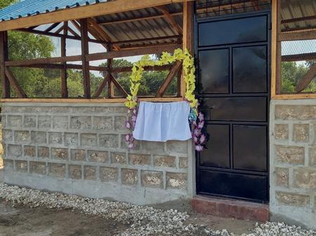KDF Donates Kitchen,Water Tank And Medical Check-up