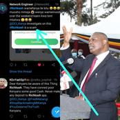 'Wametuibia Pesa Mingi,' Kenyans Cry Out To The DCI To Intervene After Being Scammed By Rich Kash
