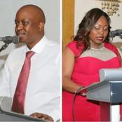 Meet Senator Millicent Omanga's Husband, Family and Children