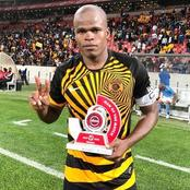 10 years at Kaizer Chiefs: Willard Katsande reflect on his tenure as his contract ends on June 2021