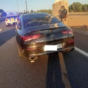 Doctor claiming she was late for work arrested for clocking 178km/h in Alberton Gauteng