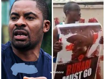 Hours After Youths Were Arrested In Kogi State For Staging A Protest, See What Deji Adeyanju Said
