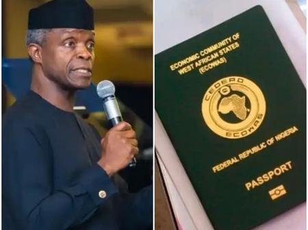 After Osinbajo Said They'll Need Visa To Visit Kano If Nigeria Divides, See Reason It Might Not Work