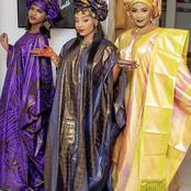 40 Eye Popping Senegalese Gown Styles For Both Married And Single Ladies