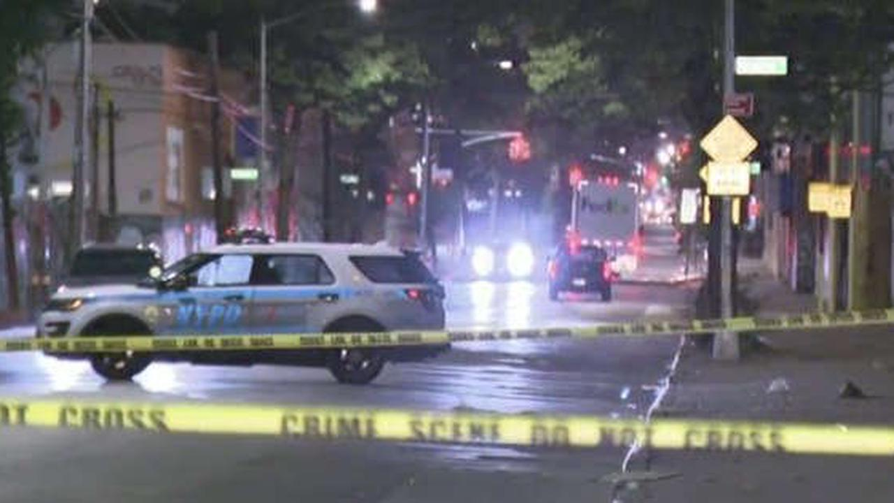 1 Man Shot To Death, Another Violently Robbed While Sitting In Vehicle In Brooklyn