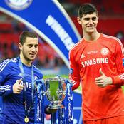Check Out The Reactions Of Chelsea Fans To What Courtois Said About Chelsea Reunion In The UCL