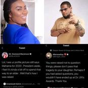 Bridget Otoo Savagely Replies Rapper D Black On Twitter