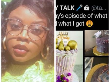 Nigerian Lady Laments On Social Media Over What She Ordered Versus What She Got