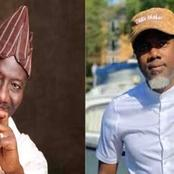 Former President Jonathan Was Stoned In The North But Told The DSS Not To Arrest The Youths - Reno