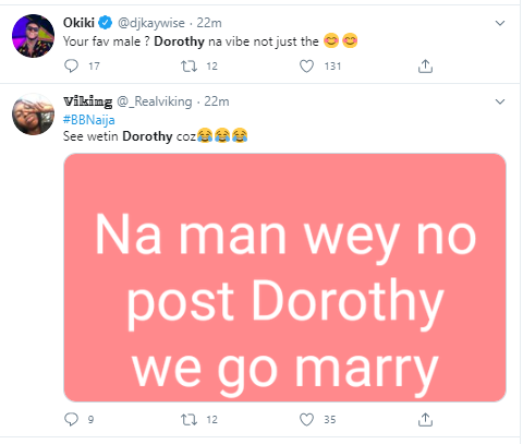 0e7ec1c9e1af21c7d8ff47ac2d5f7921?quality=uhq&resize=720 - See Why New Huge Brother Naija Housemate, Dorathy Is Massively Trending On Twitter