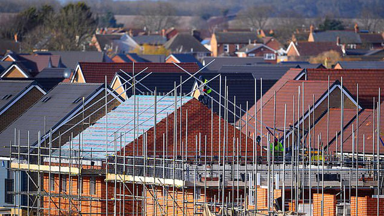MARKET REPORT: Taylor Wimpey lifted as property market boom sees demand for homes rise to the highest level in 20 years
