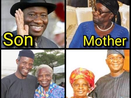 4 Nigerian Politicians That Look So Much Like Their Mothers (PHOTOS)