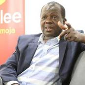 Raphael Tuju Defends his Relationship with DP William Ruto Disclosing What Many Did Not Know