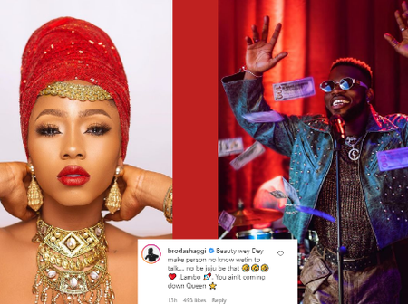 Mixed Reactions On Social Media As Broda Shaggi Says This To Mercy Eke