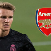 Transfer News: Real Madrid Want €80 Million From Arsenal For Martin Odegaard