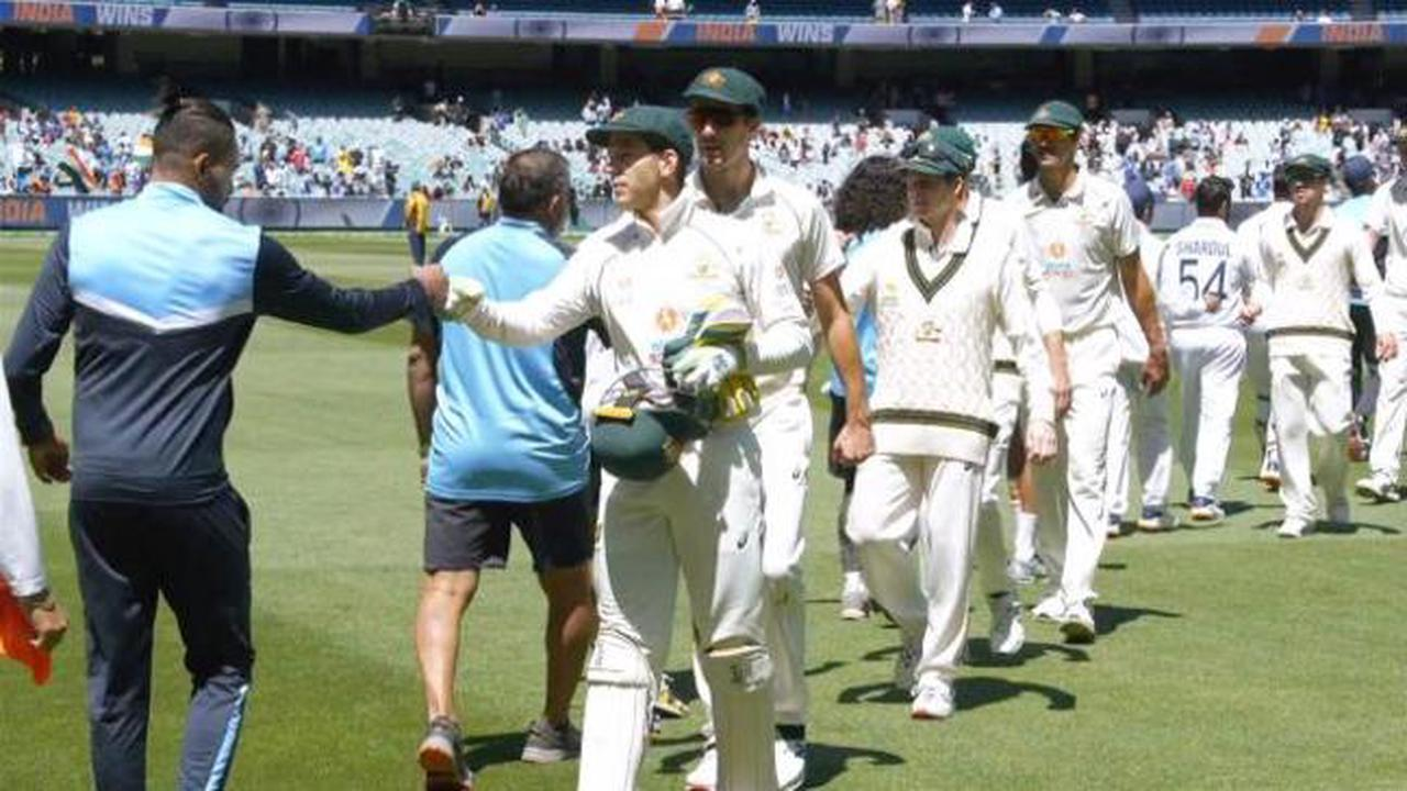 Insult added to injury after India flogs Australia
