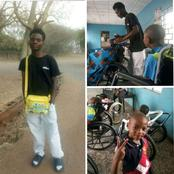 Meet Alexander Pius, A Young Barber Who Cuts Children's Hair At An Orphanage For Free