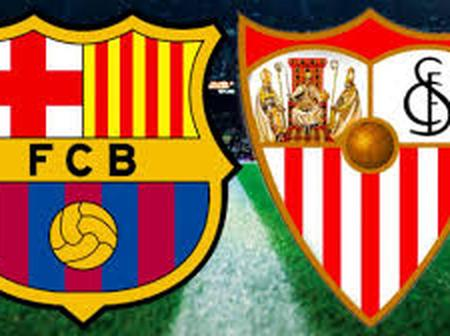 Barcelona vs Sevilla: Team News and Preview