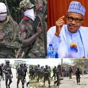 Don't Spare The Life Of Anyone Seen With AK-47, Shoot Them Immediately - Buhari Orders Security Men