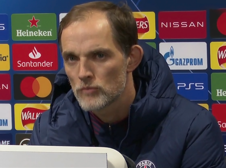 PSG Coach Praises two Manchester United Players ahead of their match today.