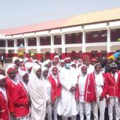 Kwankwaso Visits Students Of 'Little Angels' School
