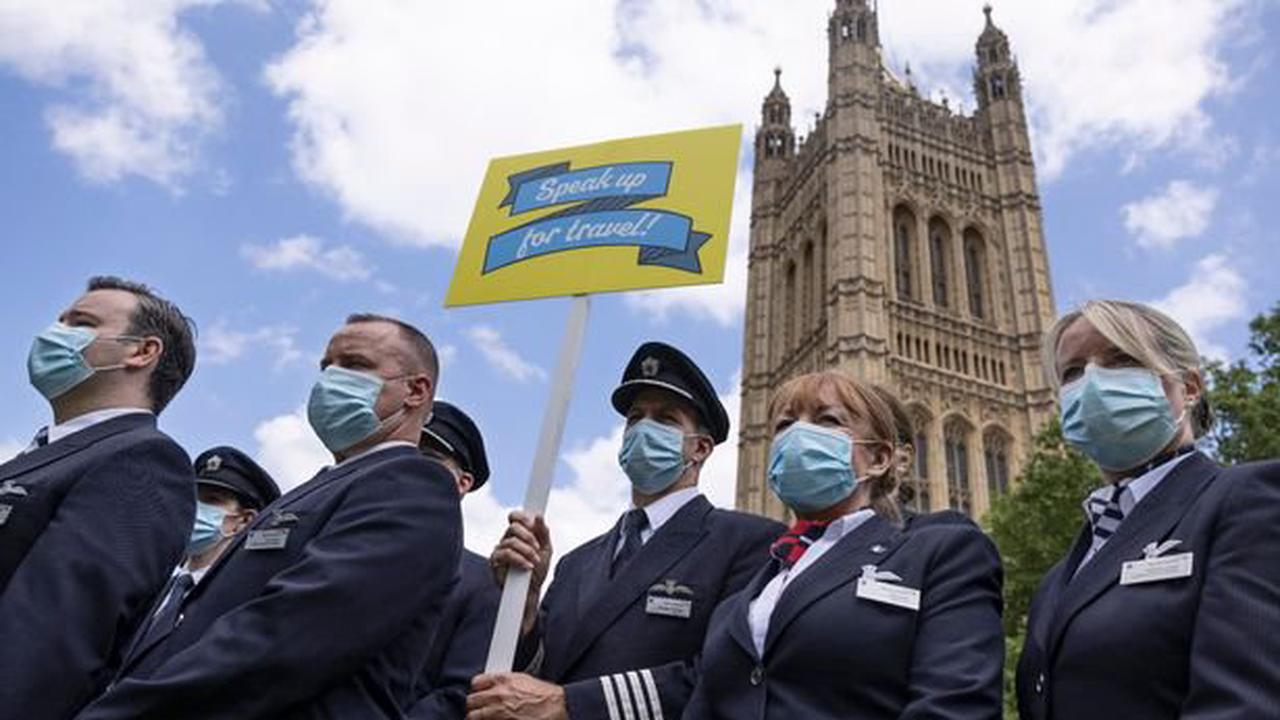 Travel industry is 'on its knees' due to pandemic