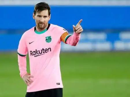 Messi Is An Easy-going Player – Koeman