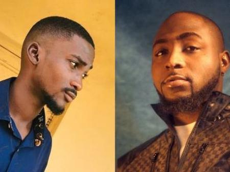 What Davido replied a Twitter user who insulted him