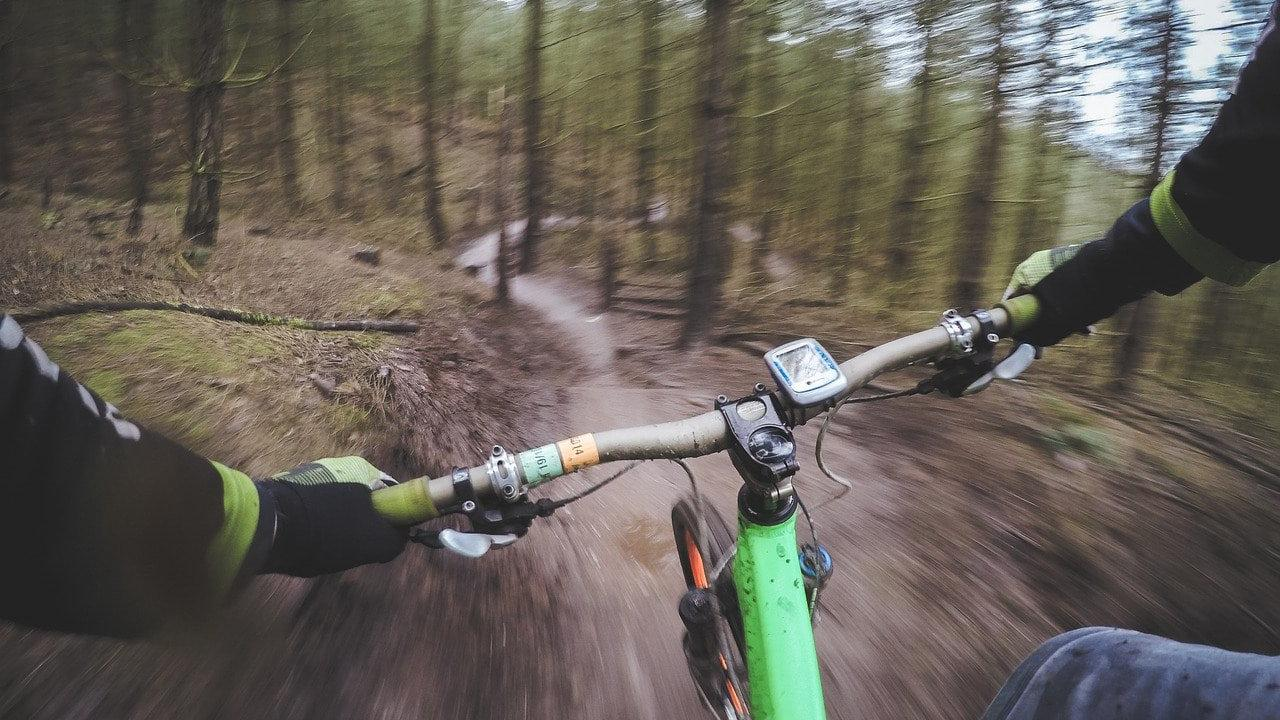 Zwei Verletzte nach Mountainbike-Unfällen in Bleiburg