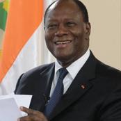 Même  en fin de mandat, Alassane Ouattara reste toujours populaire
