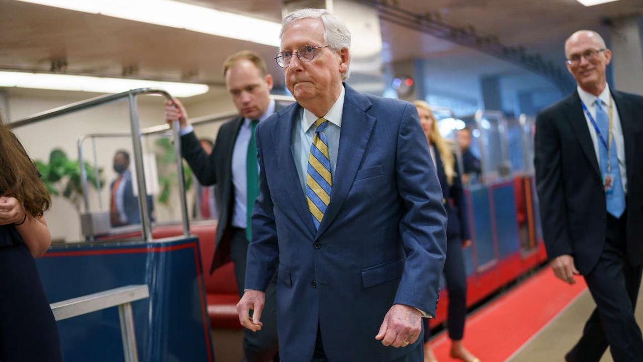 McConnell: I'd block Biden SCOTUS nominee in 2024