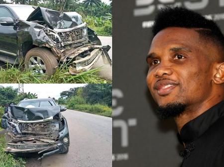 Sport : Dans quel état se trouve Samuel Eto'o après son grave accident ?