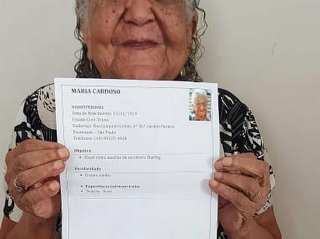 UNBELIEVABL£; See more pics of the 101 years old Gogo who recently applied for a job in a night club
