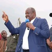 Video:Bomet Politics Heat up as Isaac Ruto Goes Bare Knuckles on Hilary Barchok