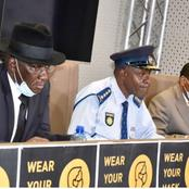 Bheki Cele wants Khehla Sithole suspended as he sees him unfit to hold top cop office.