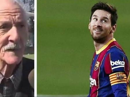 Check out what Lionel Messi's first coach said about him, when he made his first debut for Grandoli.