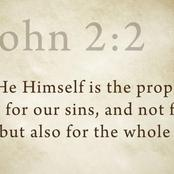 Propitiation: What Does It Mean?