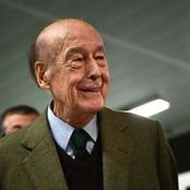 Giscard d'Estaing, France ex president dies of covid 19