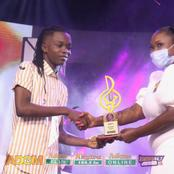 Abrantie Beats Jenice As He Wins Adom TV's Nsoromma Season 3 Reality Show