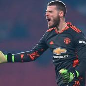 Manchester United Allegedly Decide To Offload David De Gea As His New Big Club Is Revealed