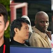 Hours After The Death Of DMX, Hollywood Star Jet Li Pays His Tribute — See What He Wrote Today