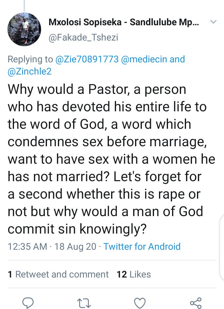 Fear Some Pastors