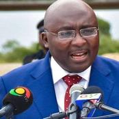 Bawumia gives short code to check licensed, insured and road wealthy vehicles