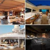See The Photos Of This Multimillion dollar Yacht Acquired by Chelsea Owner