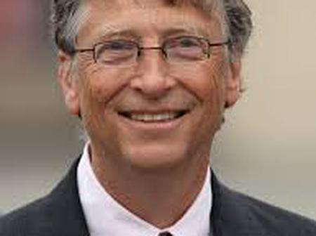 Remember Bill Gates the World Richest? He's Not The First Nor The Second Now. Check out His number
