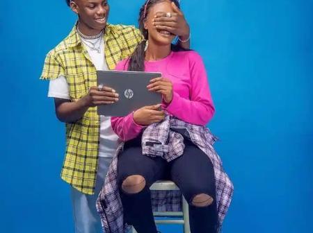 Beautiful Photos Of Rema's 'Girlfriend' Who Broke His Heart In Dumebi Music Video Surface Online