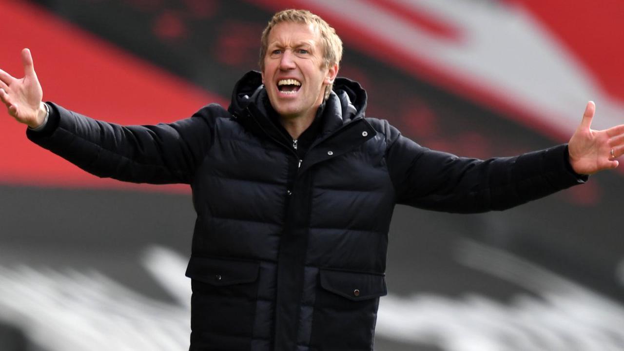 Graham Potter confirms Brighton injury blow; reacts to Bissouma claim