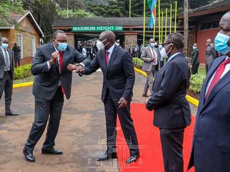 Hon Chris Wamalwa Reveals What UhuRuto Did Before The Bomas BBI Launch